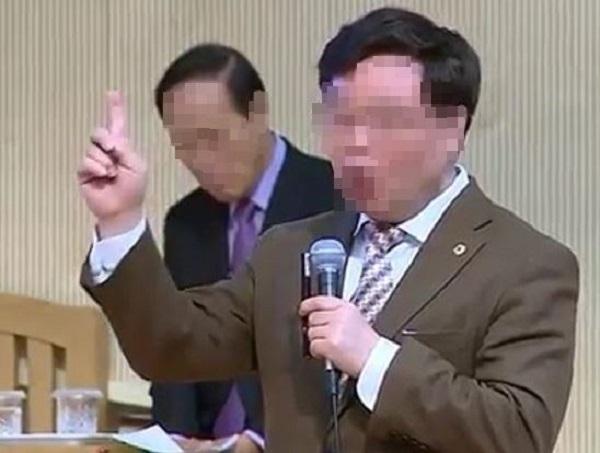 다락방 군선교 담당자 명성교회에서 강연 논란