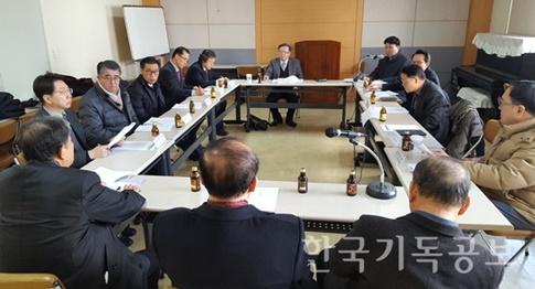 예장통합 이대위, '신천지 관련 토론회 참석자' 면담 조사 진행