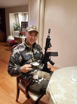 문형진 통일교가 총을 든 이유
