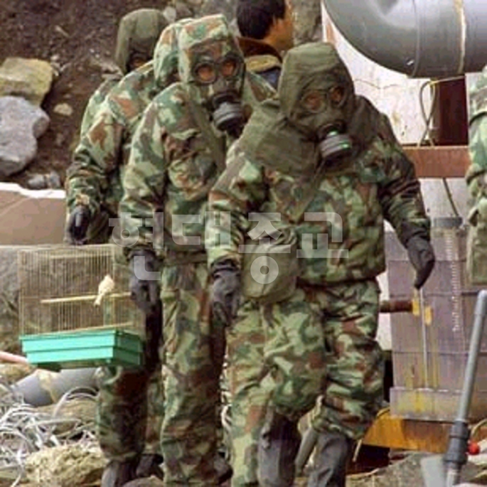 옴진리교 간부 6명 사형 집행