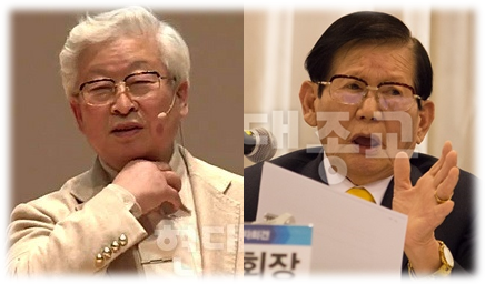 데자뷰, 세월호·구원파 vs. 코로나·신천지