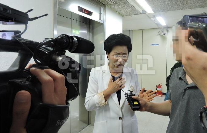 은혜로교회 신옥주 징역 7년 확정