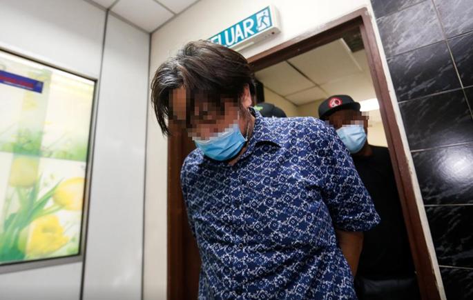말레이시아 페낭만민농아교회 목사, 성추행 혐의 기소