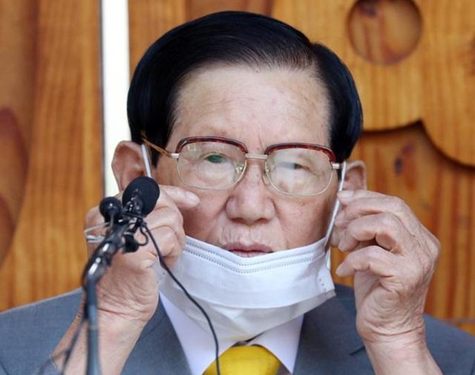 신천지 이만희, 징역 3년 집행유예 4년 선고